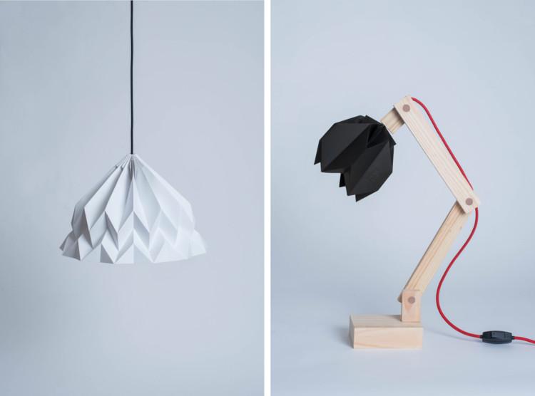 Lámparas Moshi Moshi, © Alejandro Galvez