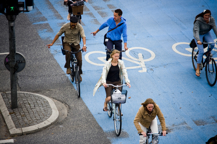5 vídeos sobre mobilidade urbana e direito à cidade (parte 2), © Mikael Colville- Andersen, via Flickr