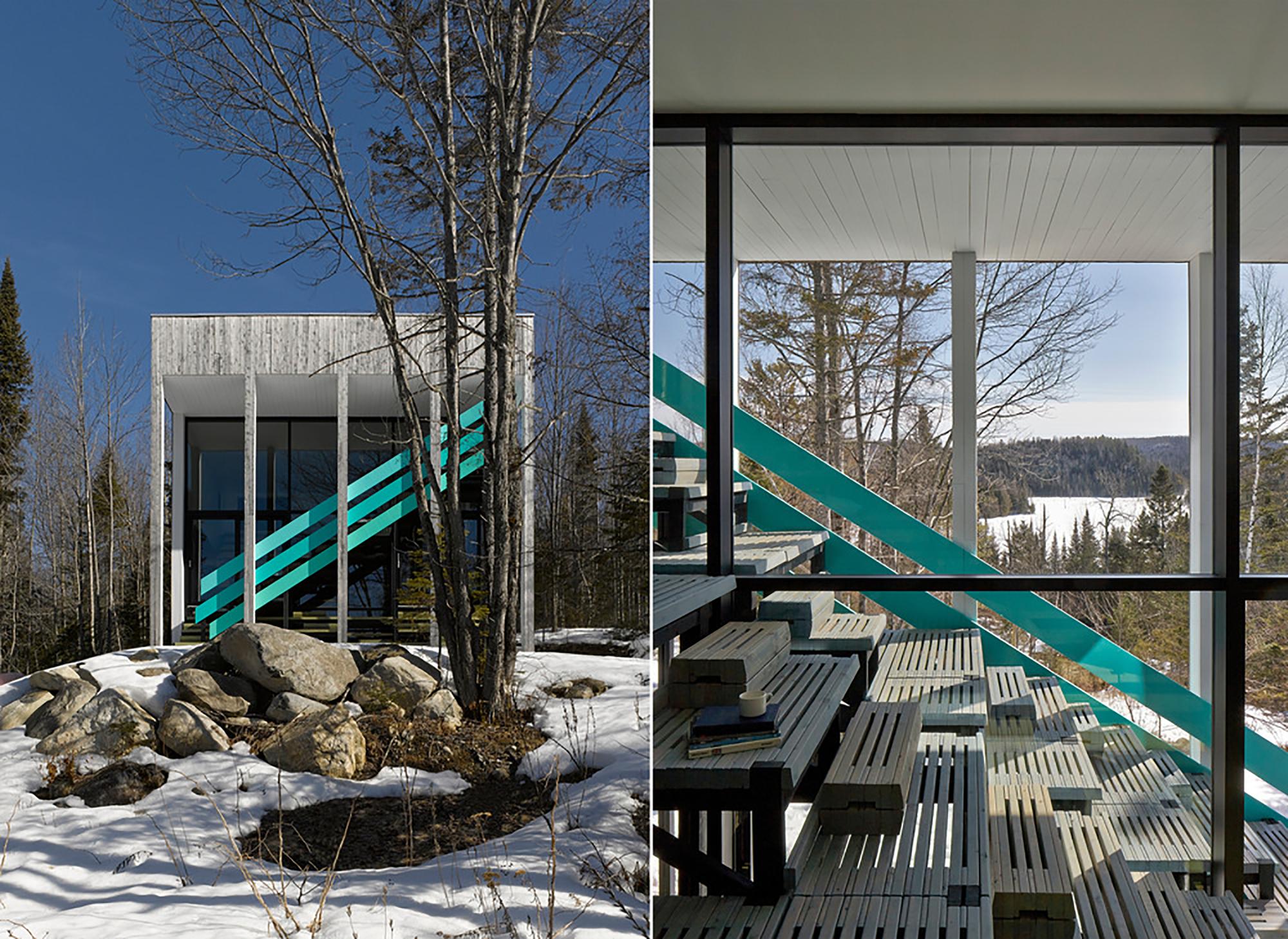 Gallery of lake jasper house architecturama 9 for Jasper house
