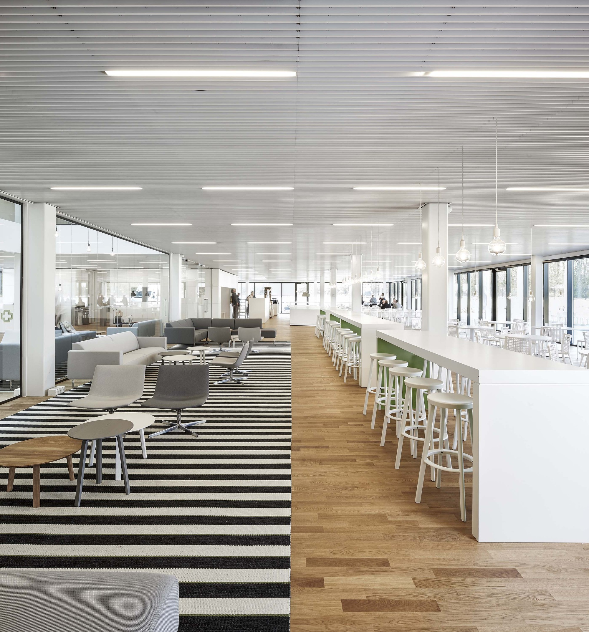 Gallery of docmorris tbi architecture engineering 7 for Modern engineering office design