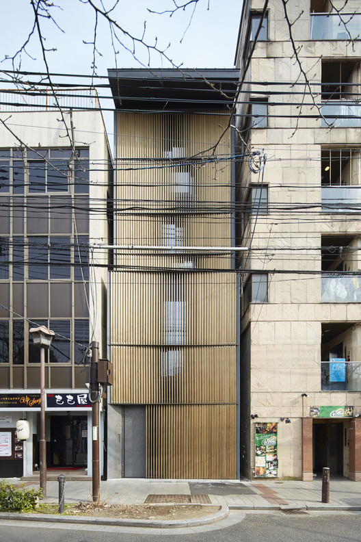 K8 in Kyoto / Florian Busch Architects, © Nacása & Partners