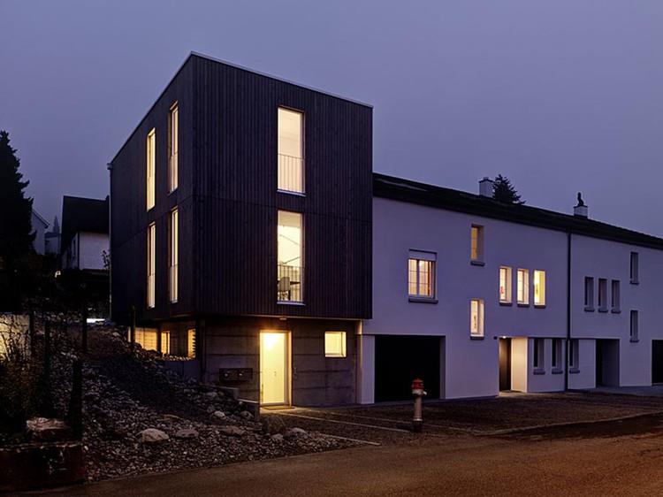 The Autumn House / Daniele Claudio Taddei, © Bruno Helbling