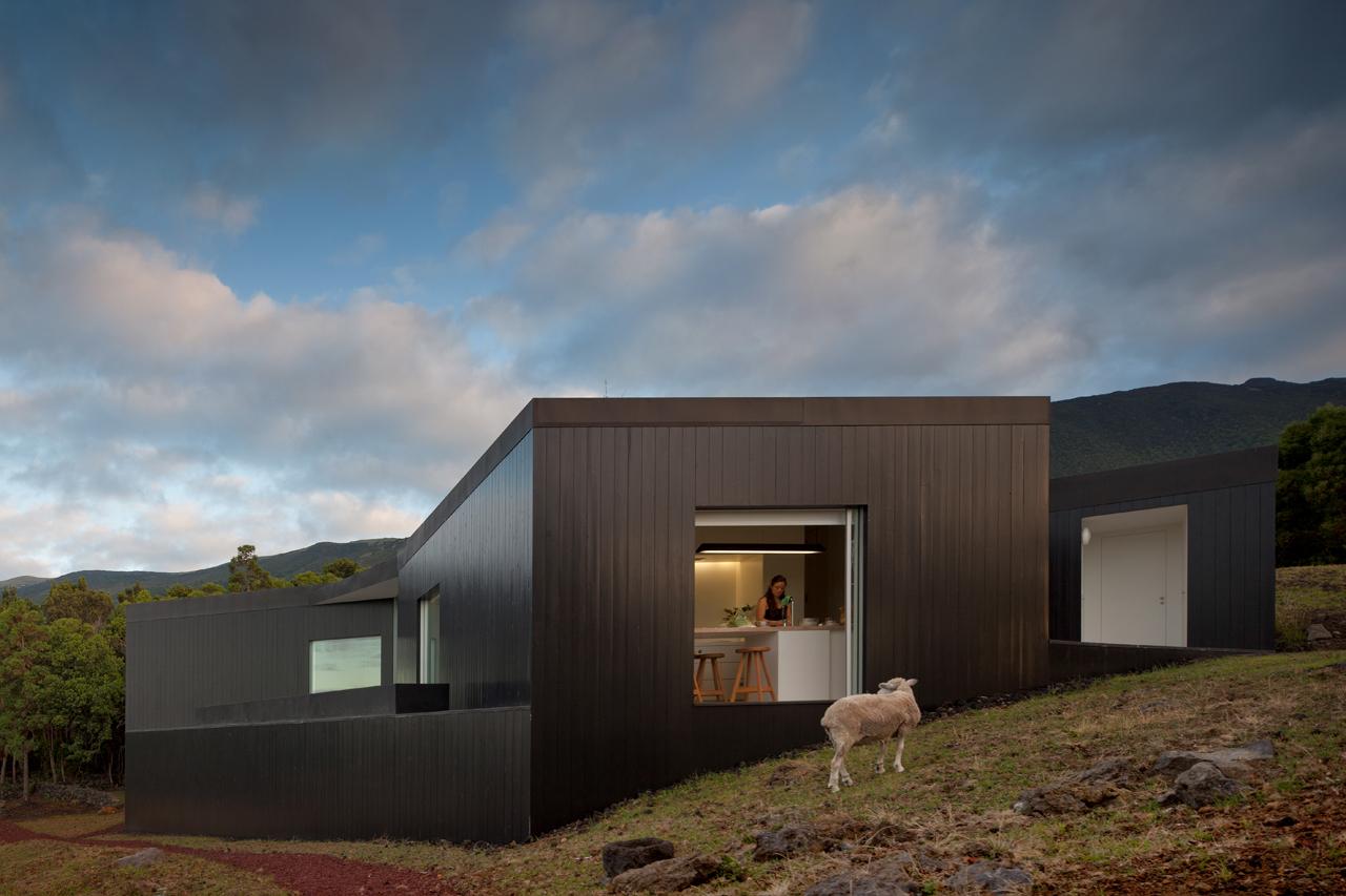 Galeria de casa c z sami arquitectos 6 for Arquitectos para casas