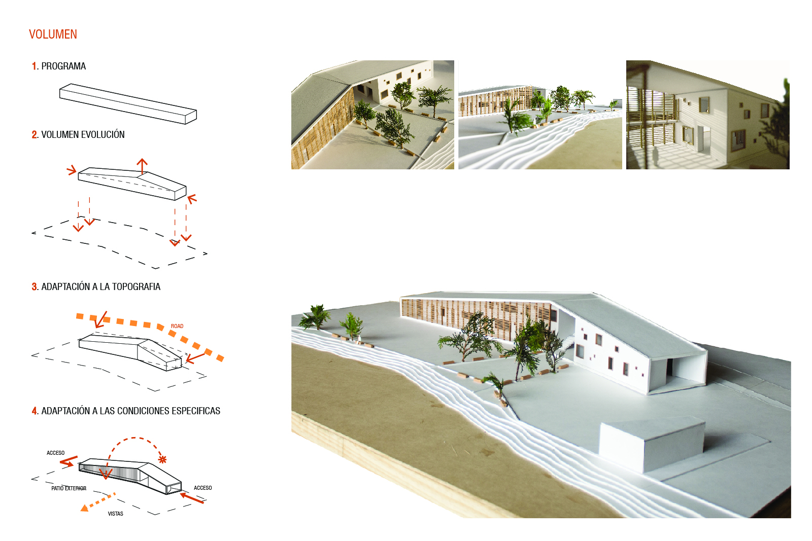Gallery of 6 community architecture projects in the for Concept of space in architecture pdf