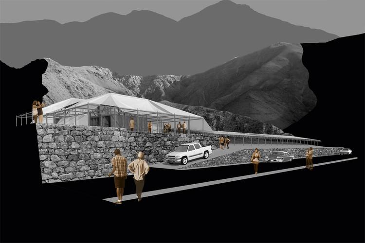 Centro para temporeros de Paihuano, tercer lugar en Premio ABRILAR 2015, Cortesía de Equipo Tercer Lugar