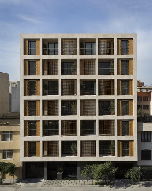 The SABA Apartment / Sara Kalantary + Reza Sayadian, © Parham Taghioff