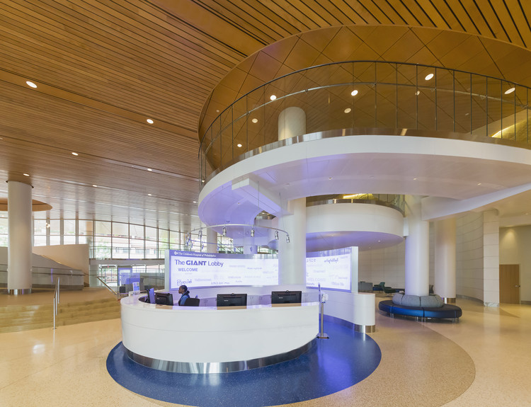 سه میدان مستطیلی، فضای باز بیمارستان