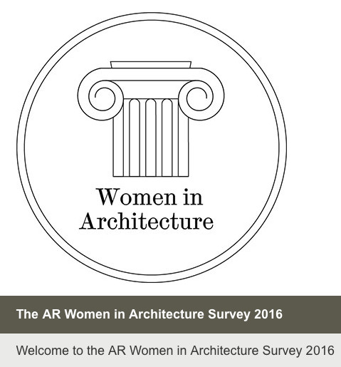 Women in Architecture Teams Up With the Architectural Review to Launch Annual Survey, via Women in Architecture