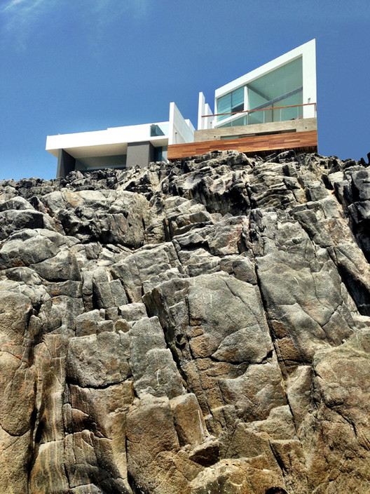 Casa Puntacorrientes / Klingenberger Consiglieri Arquitectos, Plant. Image © Martin Klingenberger