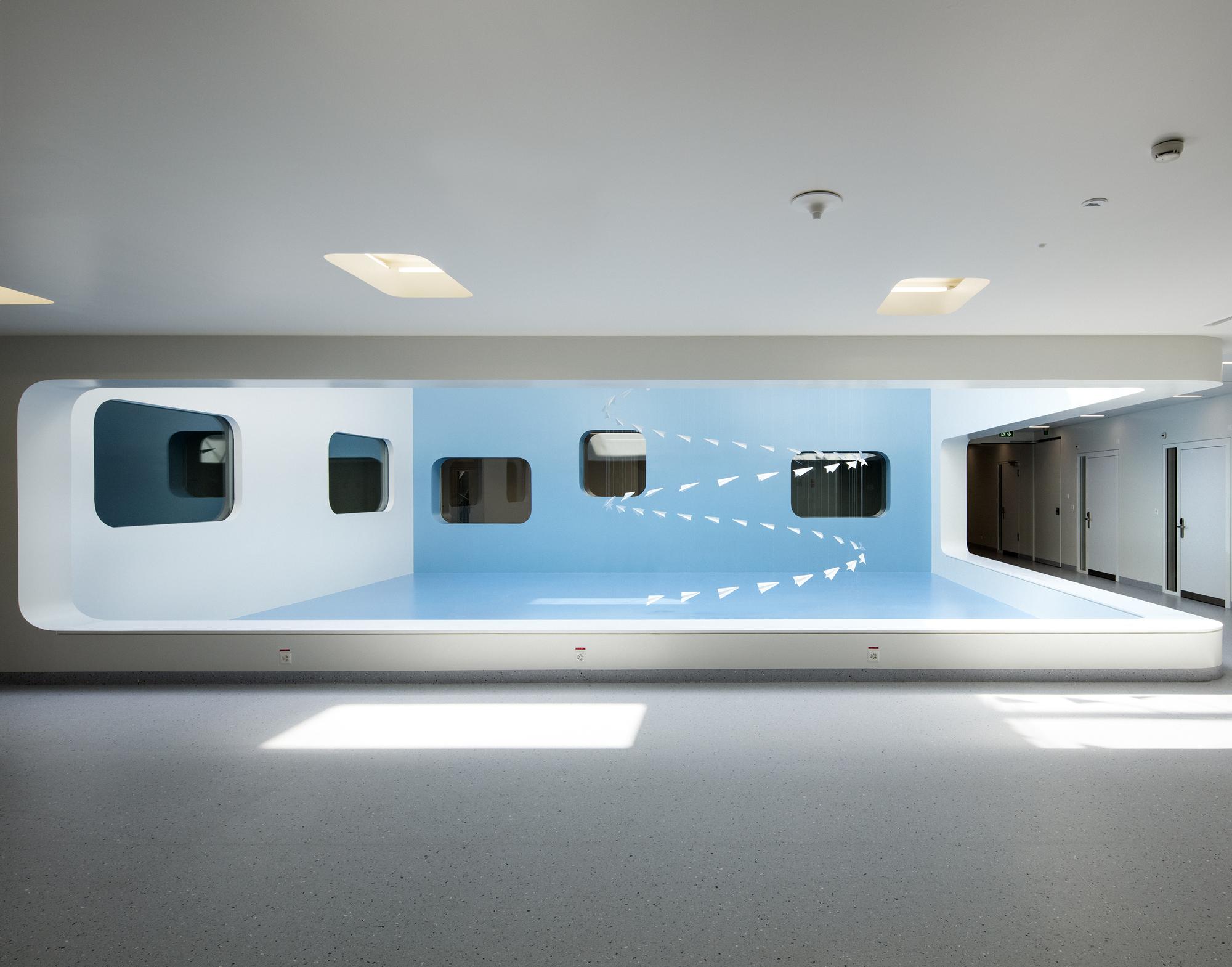 Lausanne University Hospital Extension / meier + associés architectes