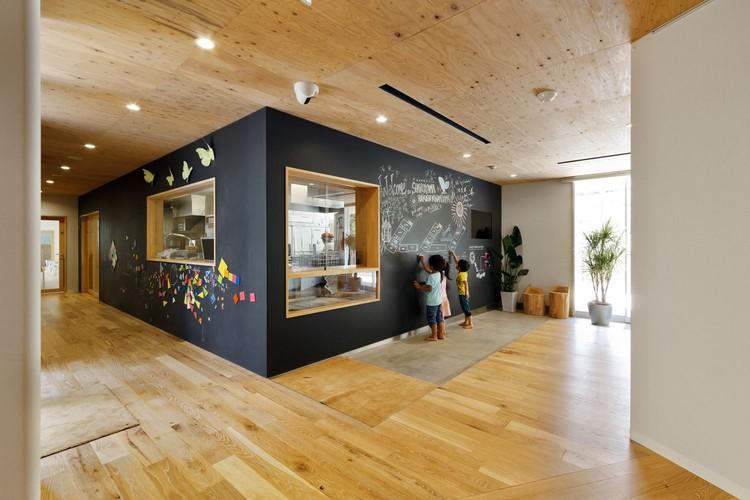 Escola Infantil SM / HIBINOSEKKEI + Youji no Shiro, © Studio Bauhaus