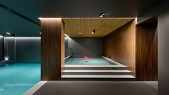 SPA in Relax Park Verholy / YOD studio
