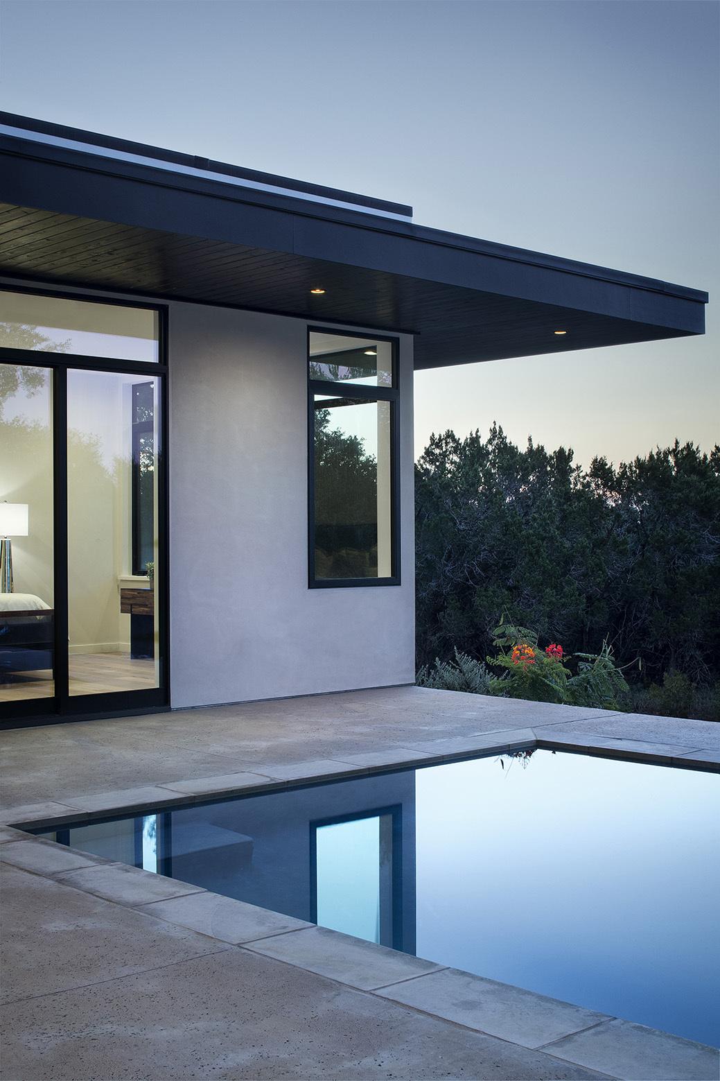 Gallery of lakeway residences clark richardson for Richardson architect