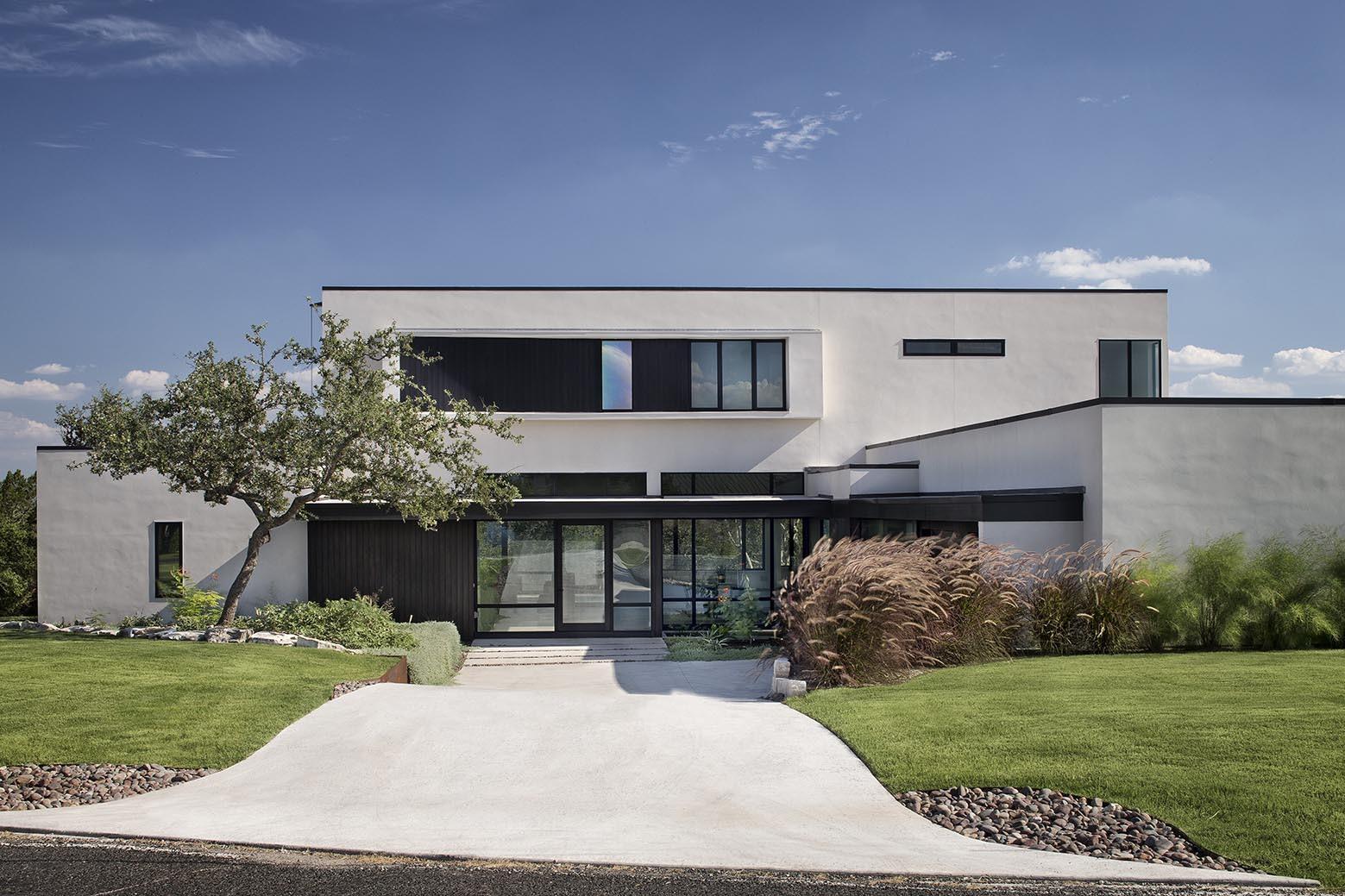 Residencia Lakeway Clark Richardson Architects