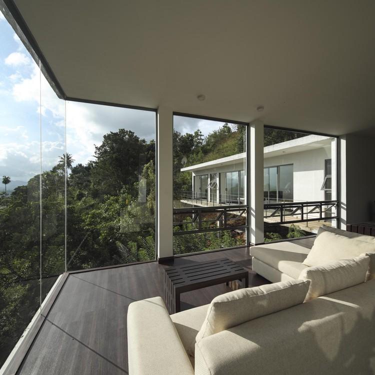 Casa flotante kwa architects plataforma arquitectura for Architecture design house in sri lanka