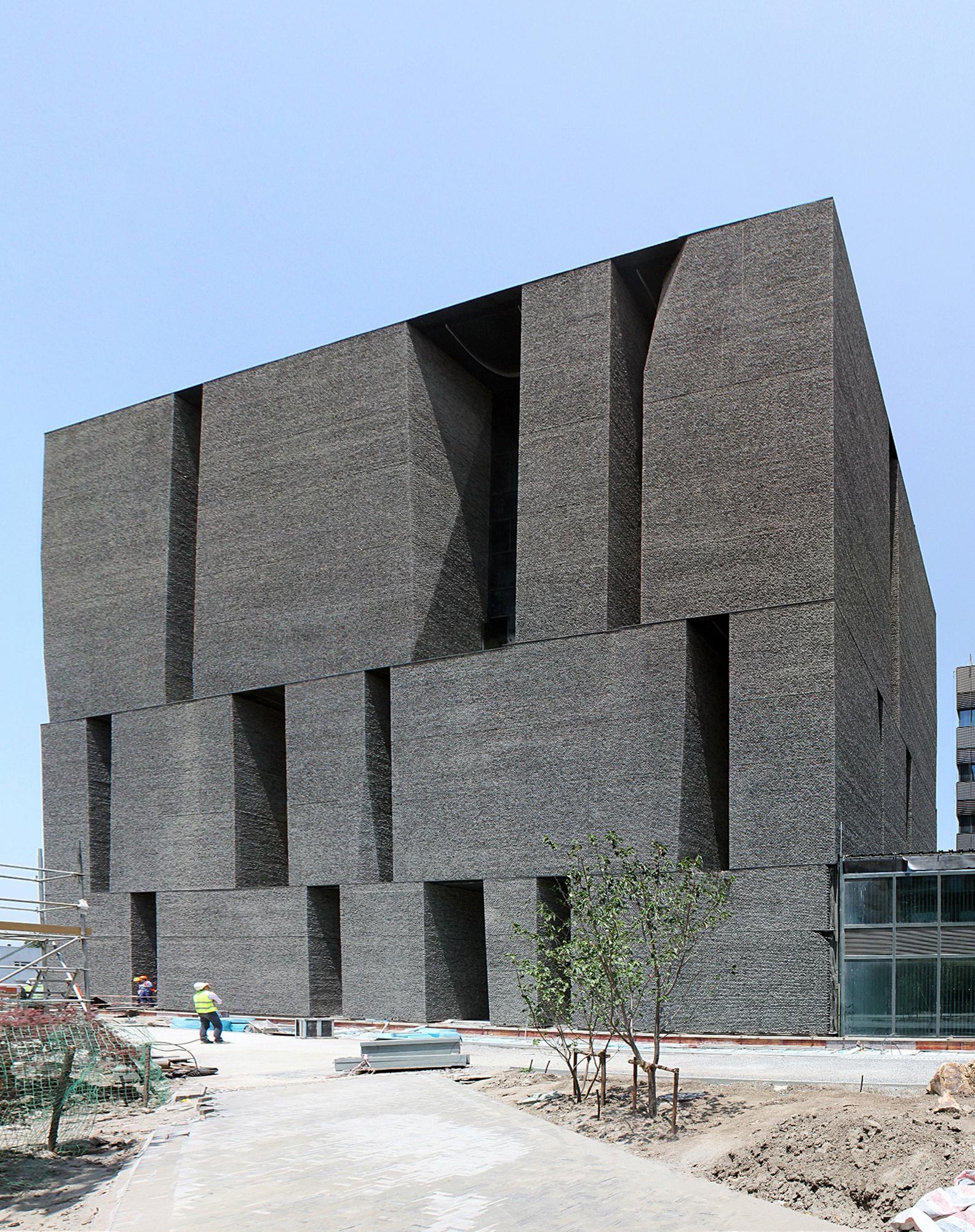 Galer a de lo no elemental sobre la arquitectura de for Todo acerca de la arquitectura