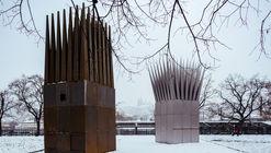 John Hejduk's Jan Palach Memorial Opens in Prague