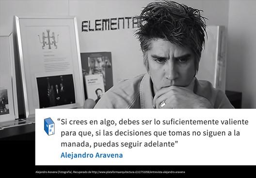 Frases Alejandro Aravena Y La Valentía Archdaily México