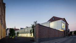 Centre of Design-Mons Belgium / Matador Architects