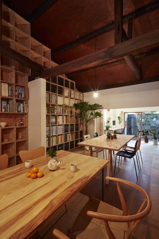 Yoshinagaya / Office for Environment Architecture, © Hiroshi Nakamura