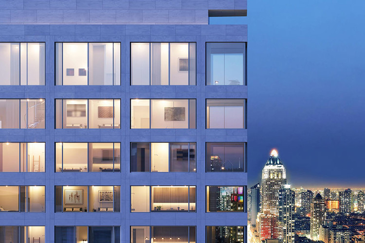 Divulgadas imagens do primeiro projeto de Álvaro Siza em Nova Iorque, Projeto de Álvaro Siza em Nova Iorque. Image Cortesia de  Noe & Associates e The Boundary. Via Archpaper