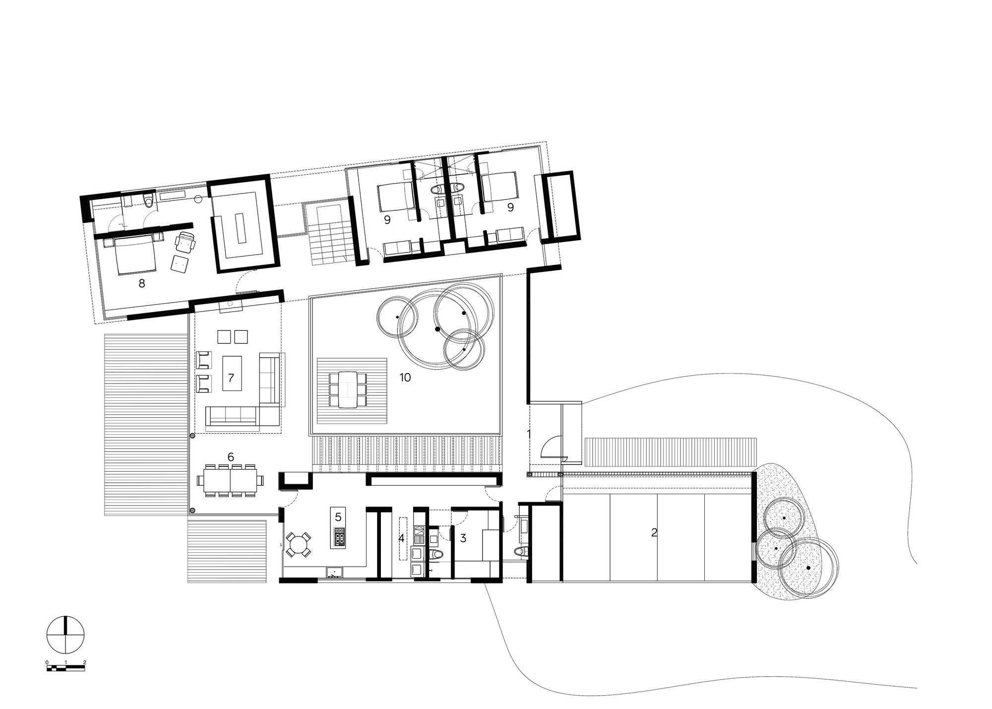 Galeria de casa 5 arquitectura en estudio 13 - Estudios de arquitectura en tenerife ...