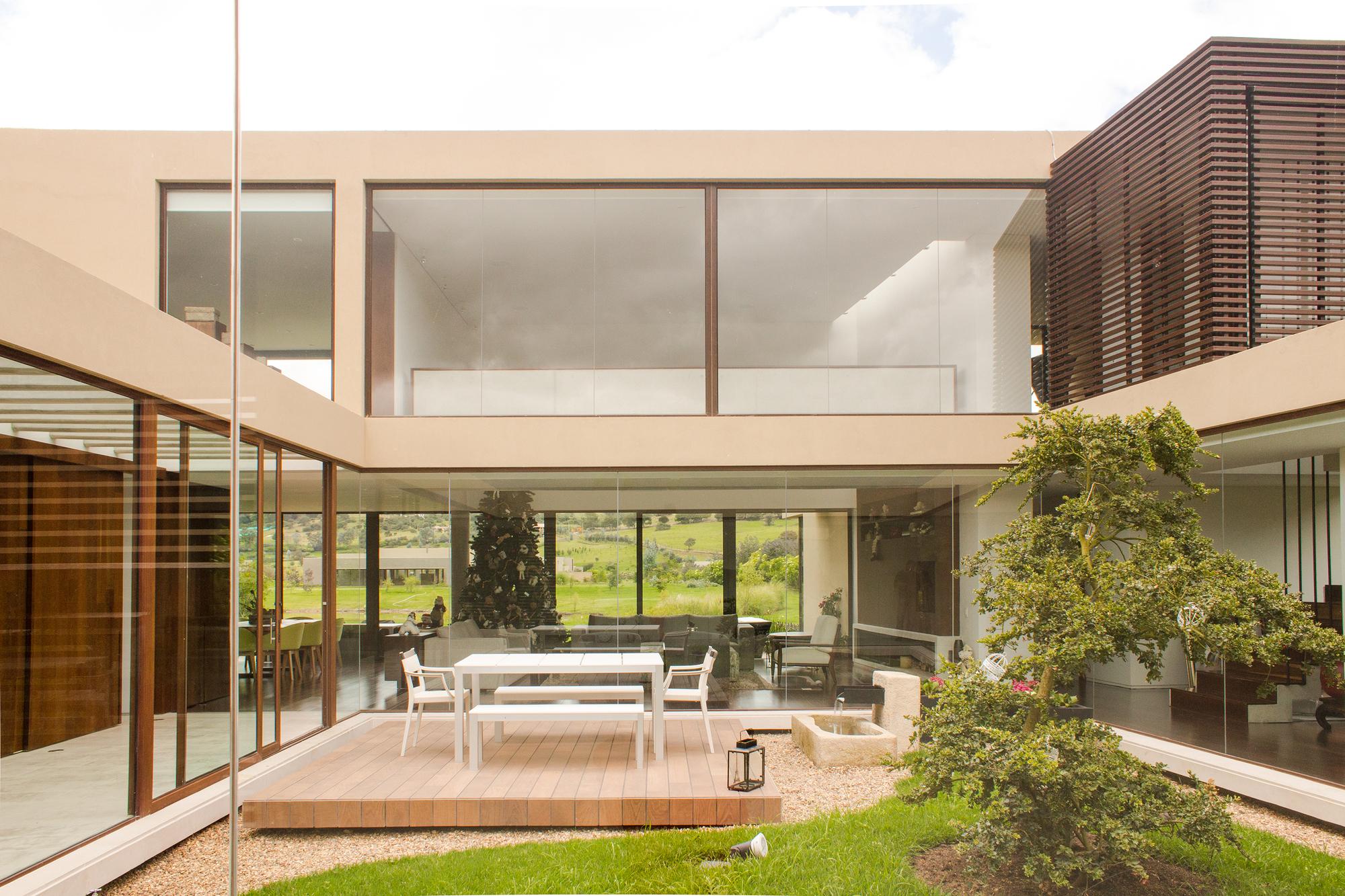Gallery of casa 5 arquitectura en estudio 3 for Casa estudio arquitectura