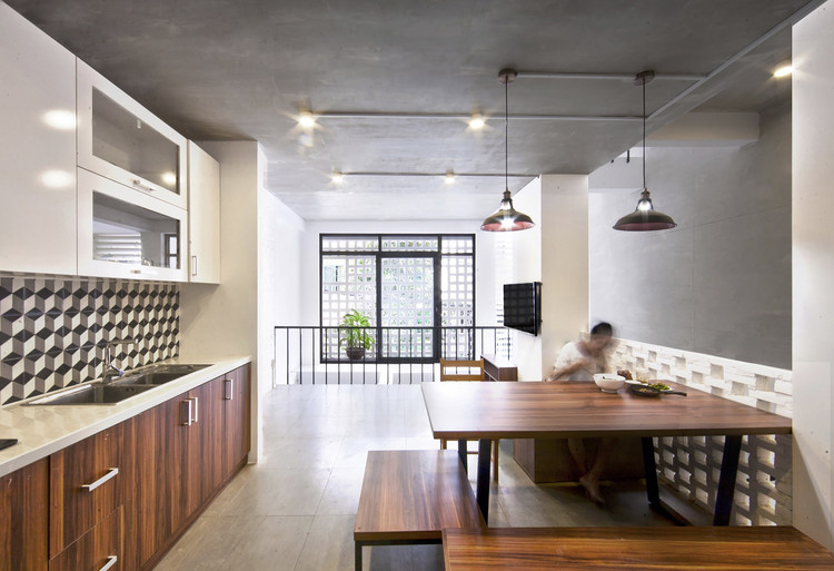 Casa Q10 Studio8 Vietnam Archdaily Brasil