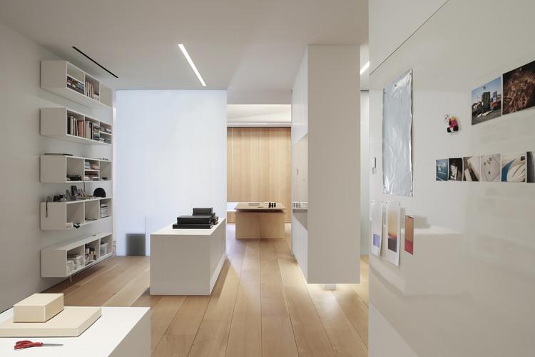 Loft para un Fotógrafo  / Desai Chia Architecture, © Paul Warchol Photography