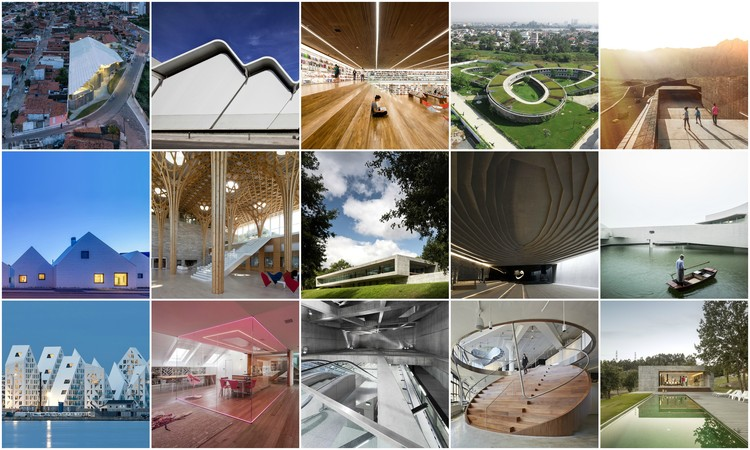 What Is the Best Project You've Seen on ArchDaily?, Winners of last year's Building of the Year Awards