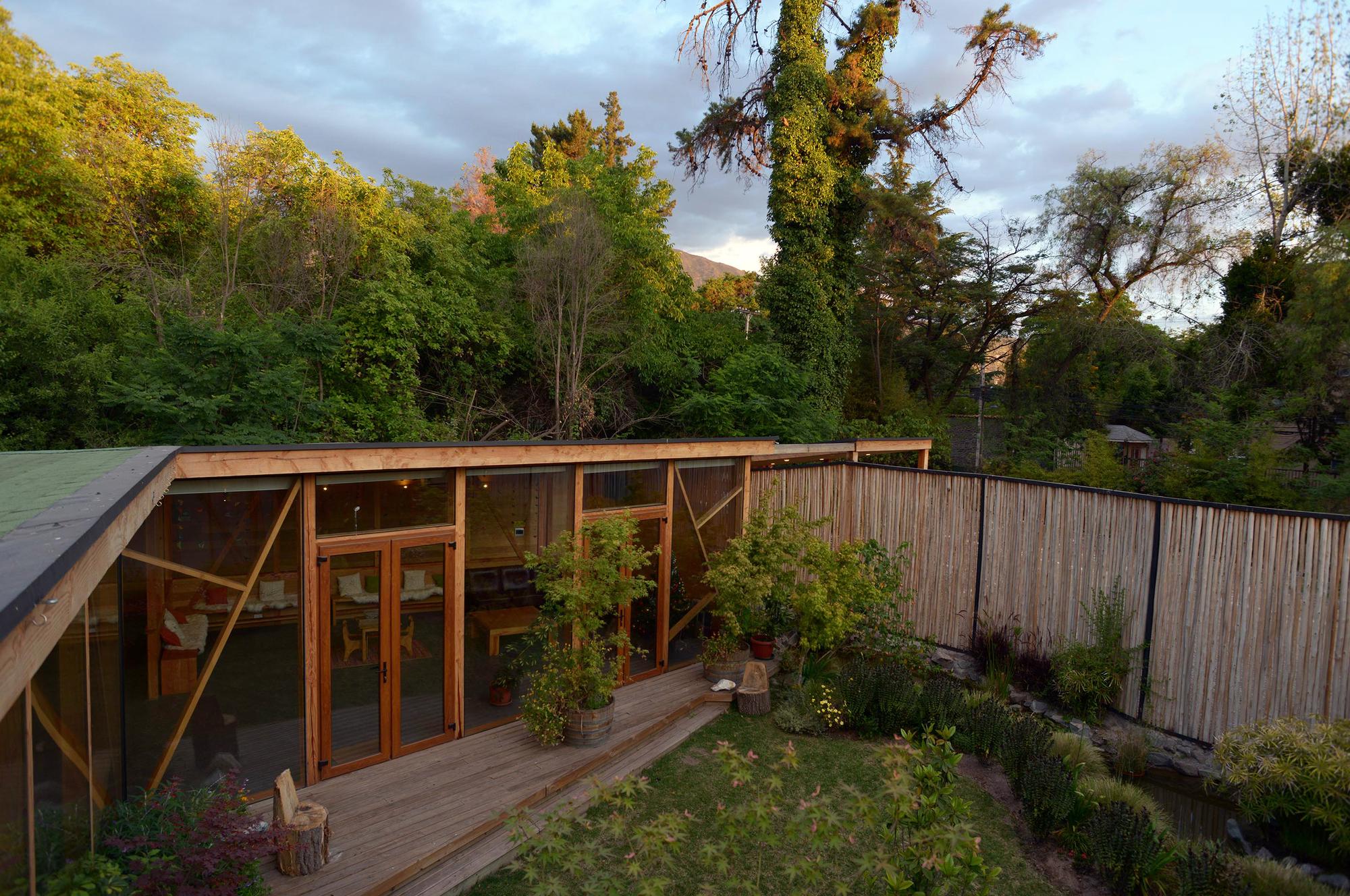 biological medicine center vientos arquitectura archdaily