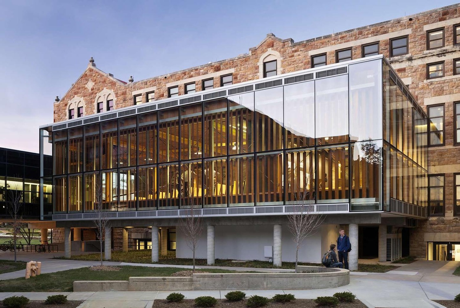 How University Construction Projects Offer Opportunities To Reform  Architecture Education,University Of Kansas, The
