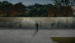 Winning Design Selected for the World War I Memorial in DC