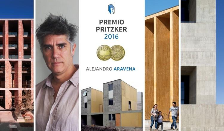 Alejandro Aravena Wins 2016 Pritzker Prize