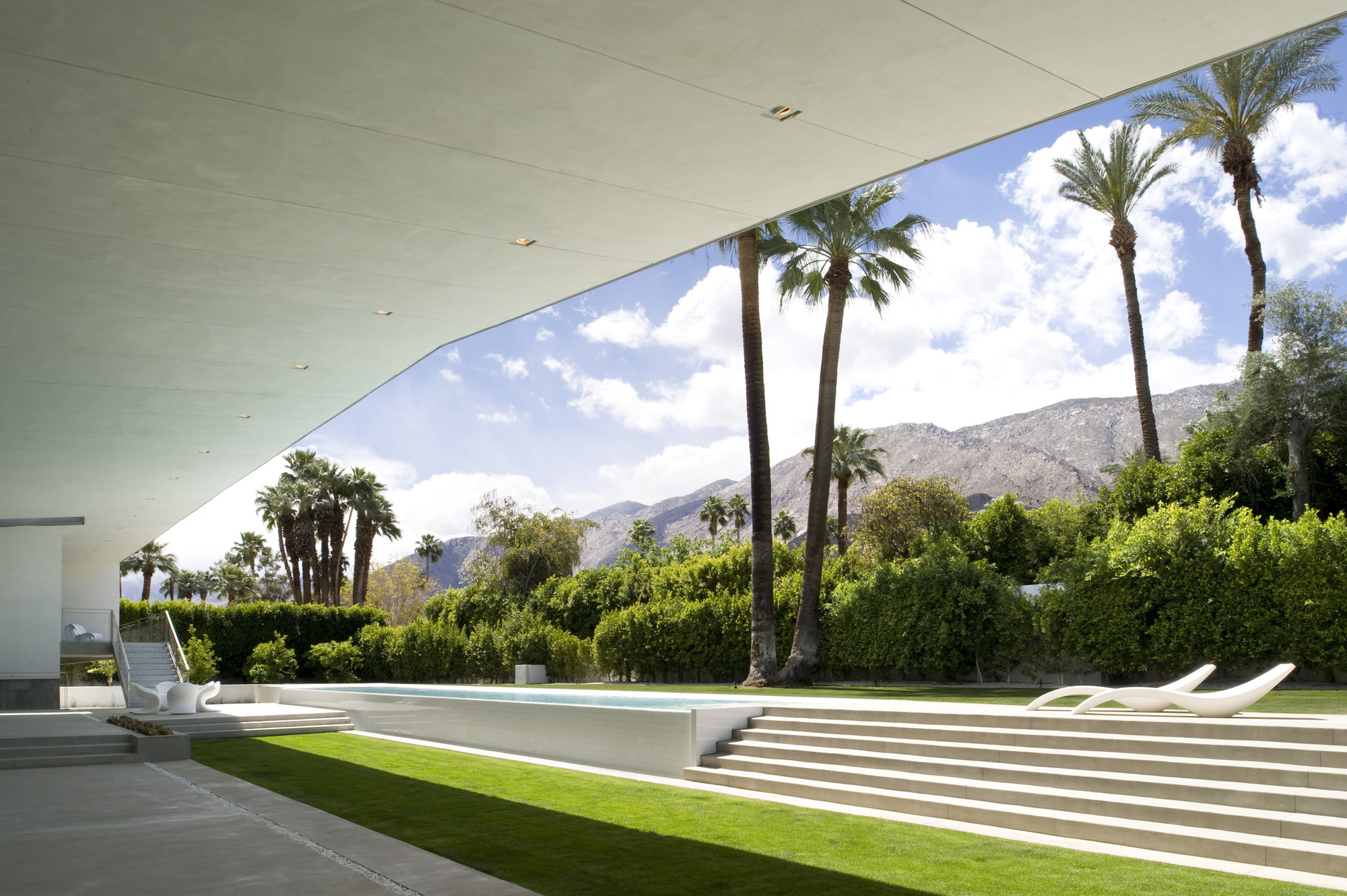 Gallery of Desert Canopy House Sander Architects 1