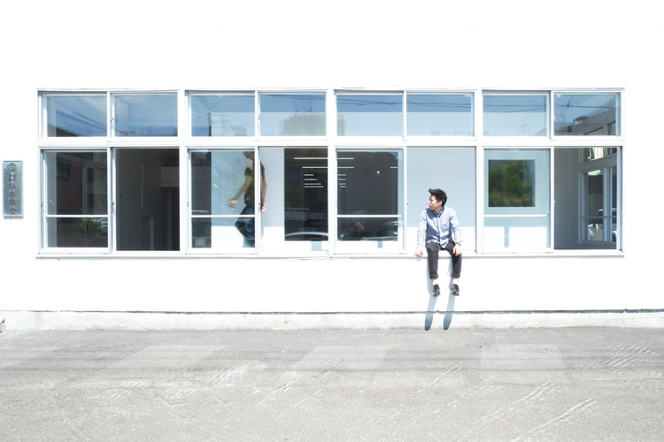 Oficina OH8 / takaomi yoshimoto + associates, Cortesía de takaomi yoshimoto + associates