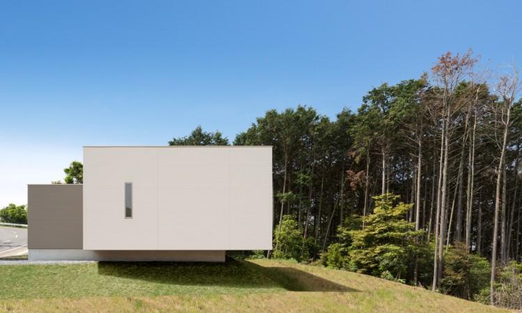 Casa Y7 / Masahiko Sato, © Toshihisa Ishii