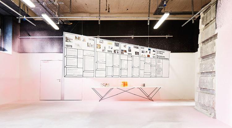 plateforme de la cr ation architecturale freaks freearchitects archdaily. Black Bedroom Furniture Sets. Home Design Ideas