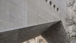 Swiss National Museum / Christ & Gantenbein