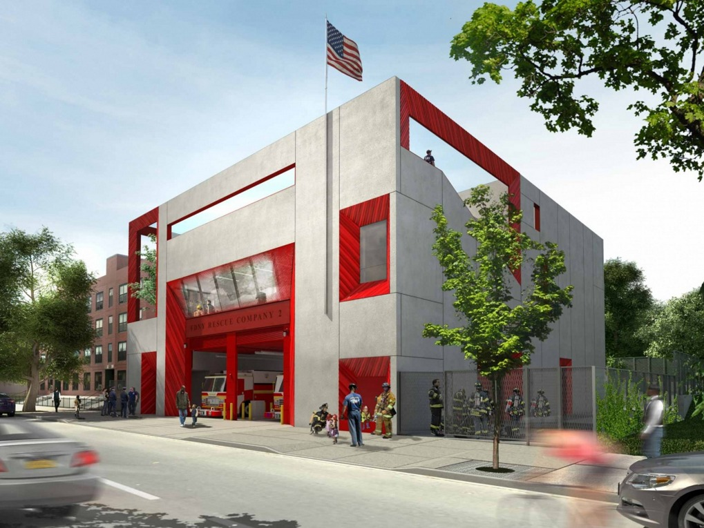 Studio Gang Designs Brooklyn Training Facility For New