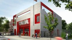 Studio Gang Designs Brooklyn Training Facility for New York Fire Department