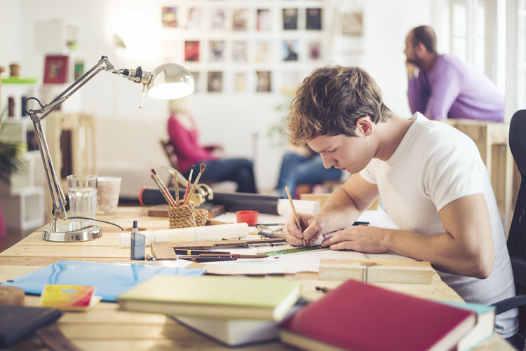 """NCARB to Help Retire the Term """"Intern"""" With Newly Named Experience Program, Courtesy of millann via shutterstock"""