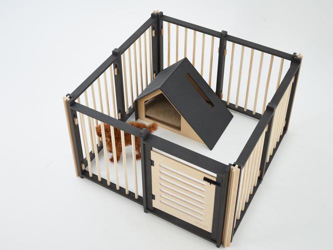 Galeria de bad marlon lan a linha de casas de cachorro minimalistas 3 - Casas para perros pequenos ...