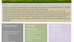 Organizmo: Diplomado de Jardinología en diseño de paisaje