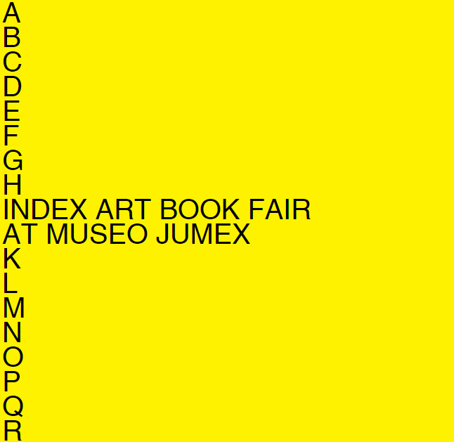 Mesa redonda 'Index Architecture' en Index Art Book Fair 2016 / Ciudad de México