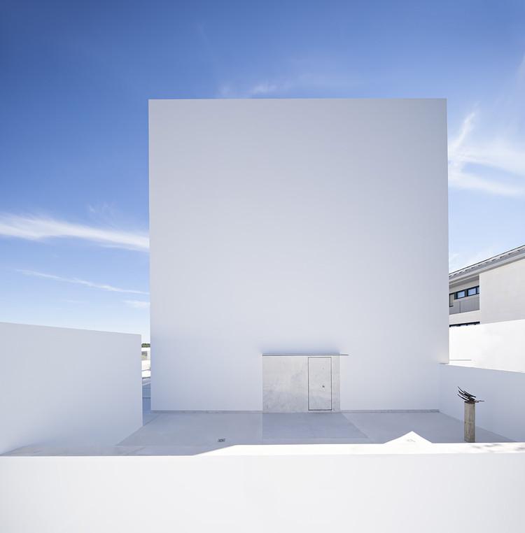 Raumplan House  / Alberto Campo Baeza, © Javier Callejas