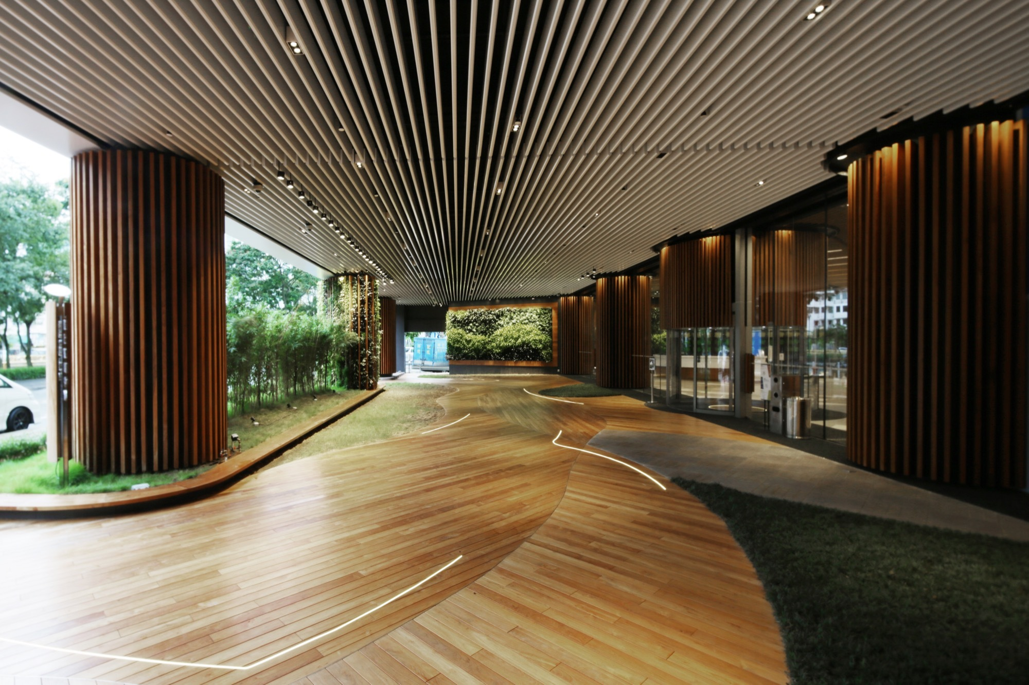Gallery Of Office Lobby 4n Design Architects 16