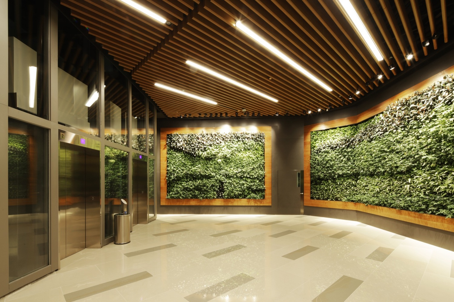 Office Lobby,© James G. Of Hollywood Studio