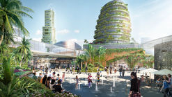 "Sasaki's ""Forest City"" Master Plan in Iskandar Malaysia Stretches Across 4 Islands"