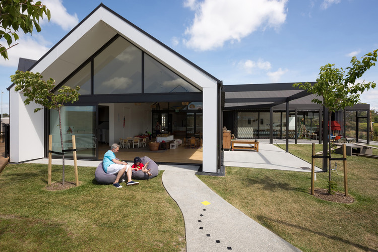 Centro de aprendizaje temprano Hobsonville Point  / Collingridge And Smith Architects (CASA), Cortesía de Collingridge and Smith Architects